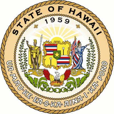 Seal of Hawaii