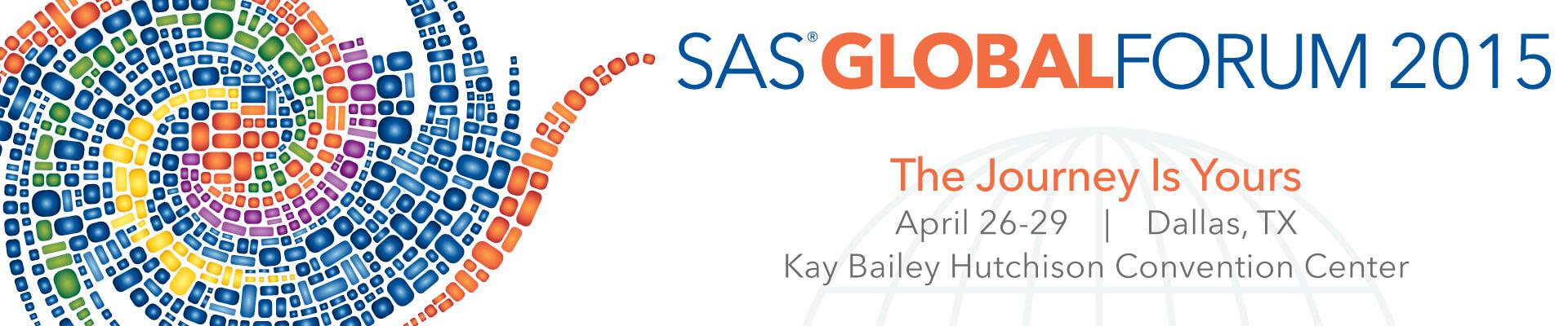 SAS Global Forum 2015 – Days Three and Four