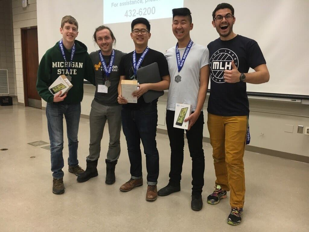 Hacking to Innovate @ MSU