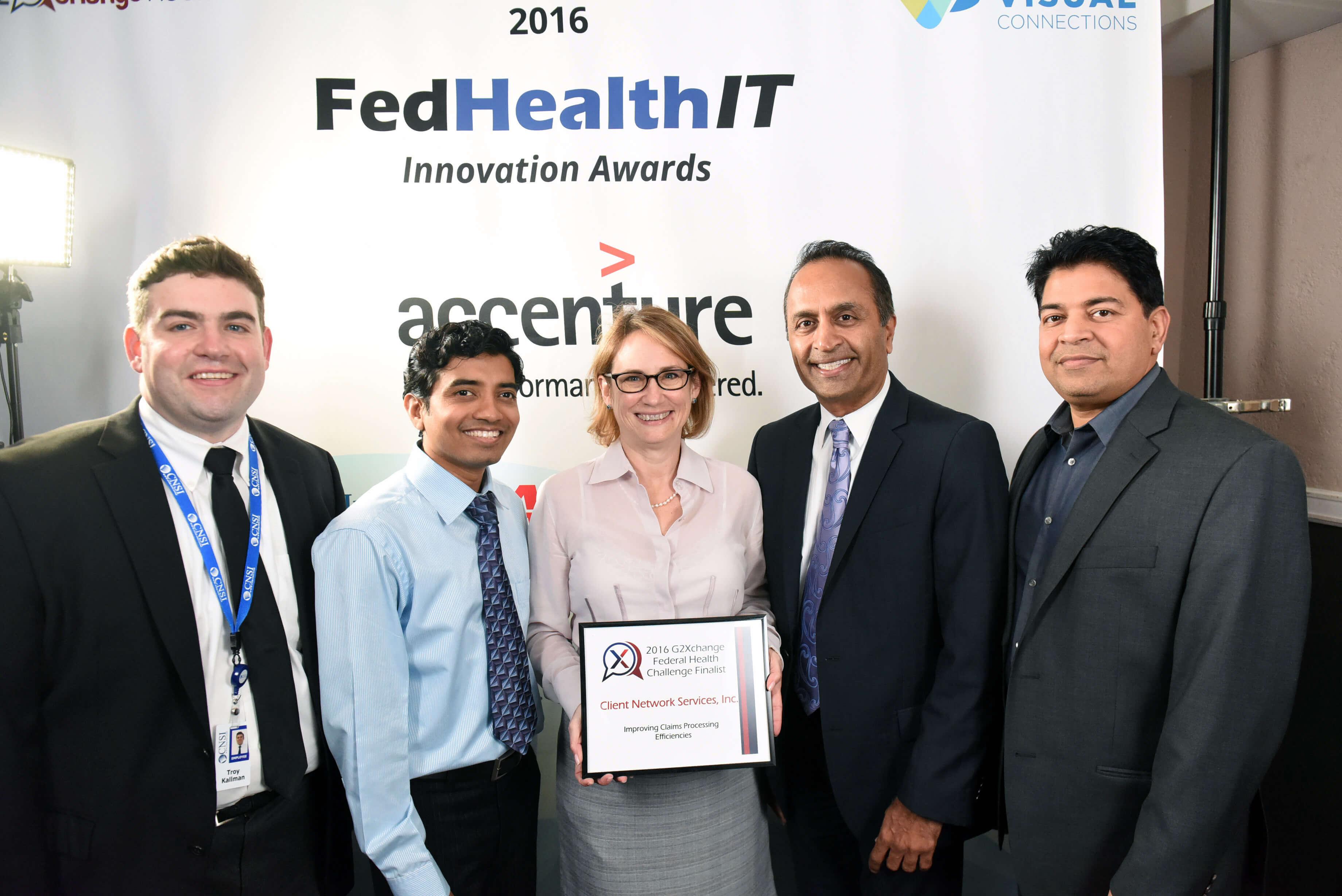 CNSI: Meeting the G2Xchange Fed Health Challenge