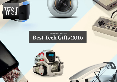 'Tis the Season of Giving: Tech Gadgets. Machine Learning. And Healthcare.