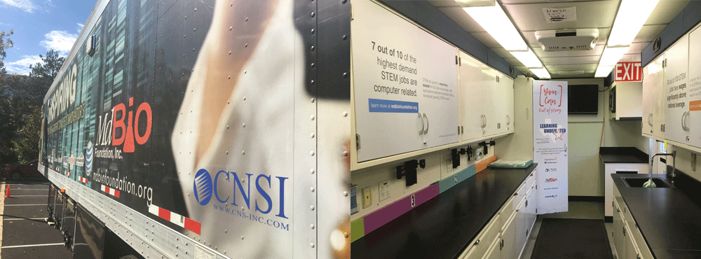 CNSI Helps Brings STEM Education Back to TX