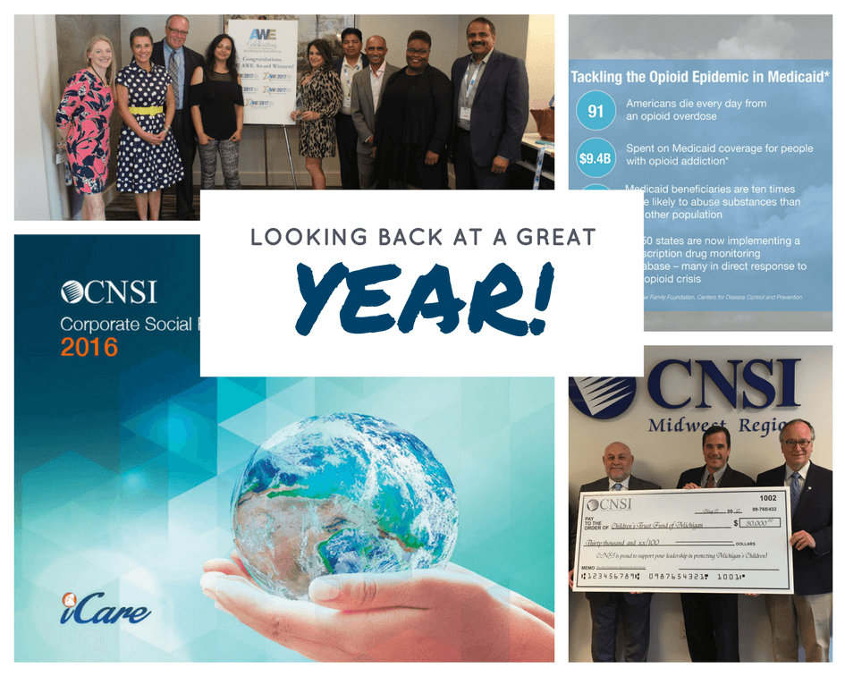 CNSI Looking Back