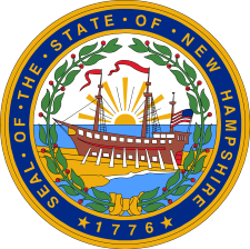 The New Hampshire Department of State, Division of Vital Records Administration