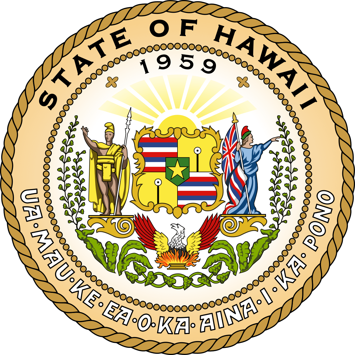 Hawaii Seal