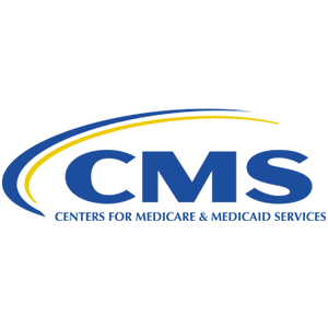 Contract Office Representative, Centers for Medicare & Medicaid Services (CMS) Logo