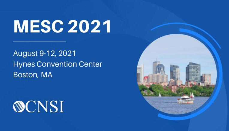 CNSI & MESC 2021